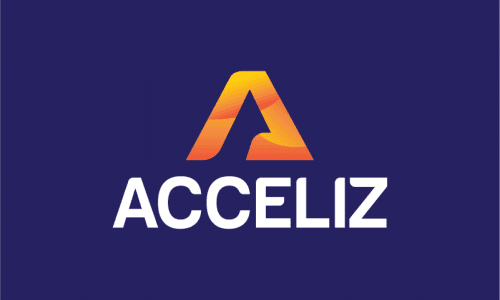 Acceliz - Technology startup name for sale