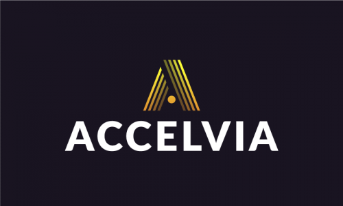 Accelvia - Technology business name for sale
