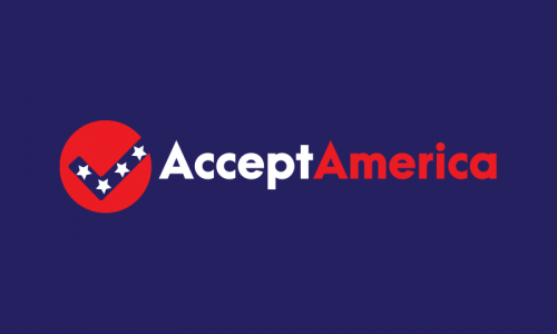 Acceptamerica - Finance brand name for sale