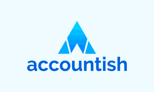 Accountish - Investment business name for sale