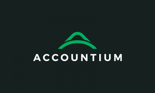 Accountium - Accountancy startup name for sale