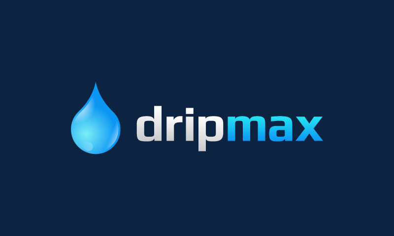 Dripmax - Potential business name for sale