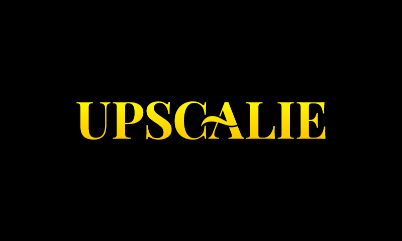 Upscalie - E-commerce startup name for sale