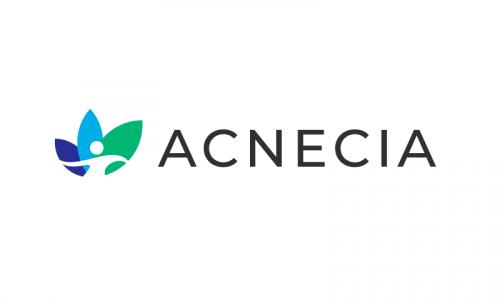 Acnecia - Healthcare company name for sale