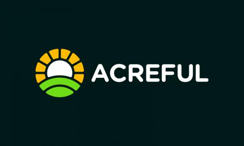 Acreful - E-commerce product name for sale