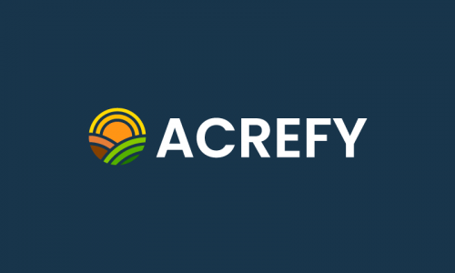 Acrefy - Retail brand name for sale