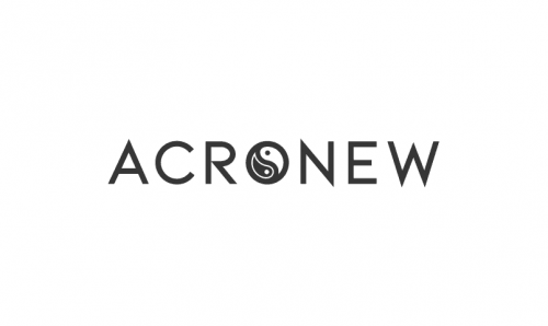 Acronew - Modern business name for sale