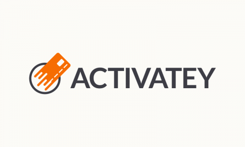 Activatey - Finance business name for sale