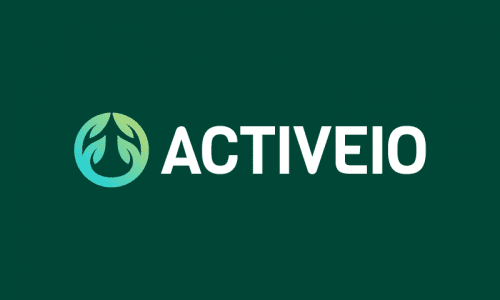 Activeio - Healthcare startup name for sale