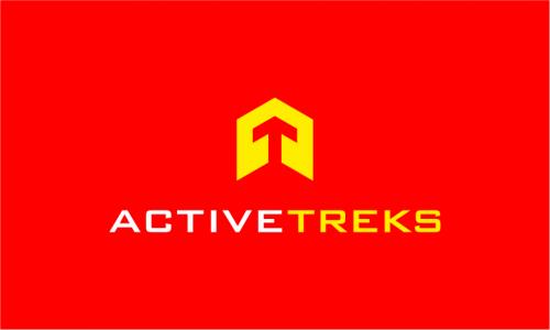 Activetreks - Retail startup name for sale