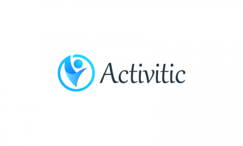 Activitic - Health domain name for sale