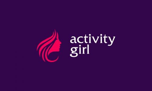 Activitygirl - Feminine domain name for sale