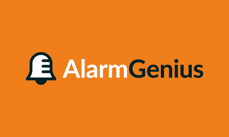AlarmGenius logo
