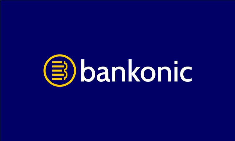 Bankonic - Loans domain name for sale