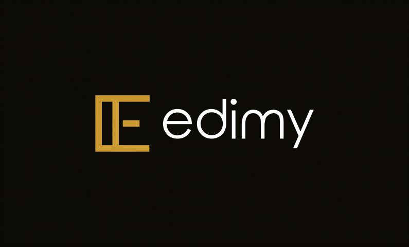 Edimy - Short, catchy business name