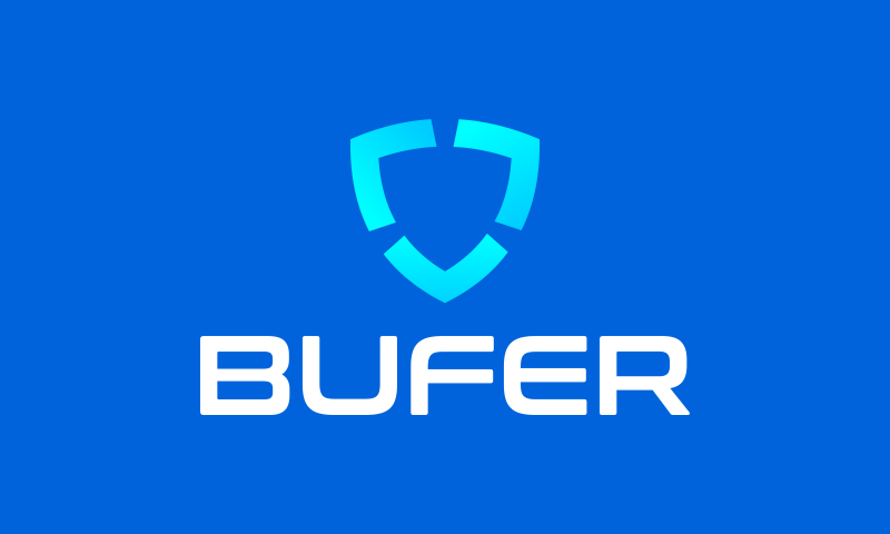 Bufer - Technology brand name for sale