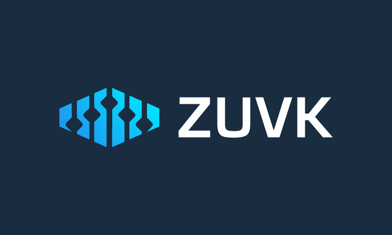 Zuvk - Business startup name for sale