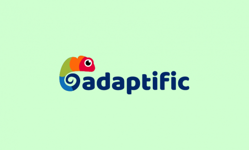 Adaptific - Business startup name for sale