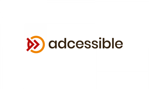 Adcessible - Advertising startup name for sale