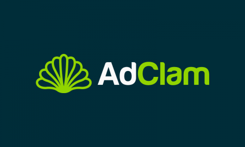 Adclam - Advertising company name for sale
