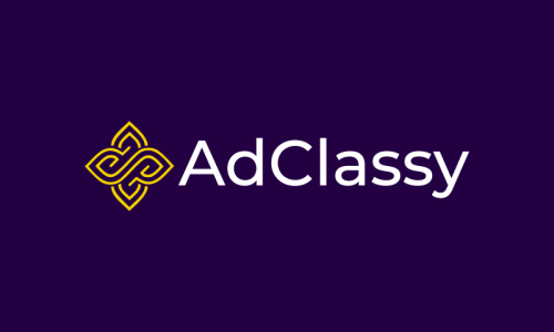 Adclassy - Advertising product name for sale