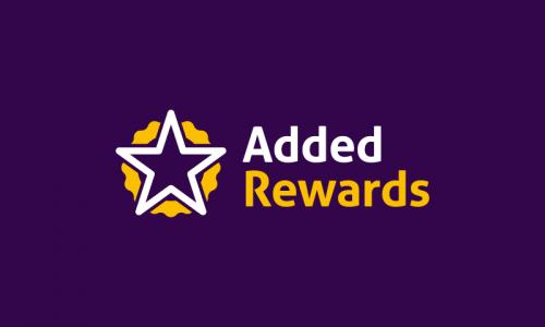 Addedrewards - E-commerce startup name for sale