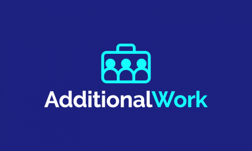 Additionalwork - Recruitment startup name for sale