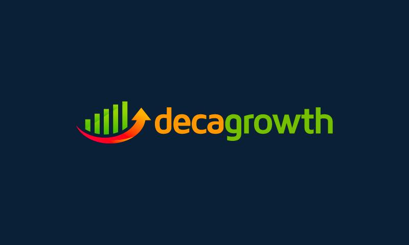 decagrowth logo