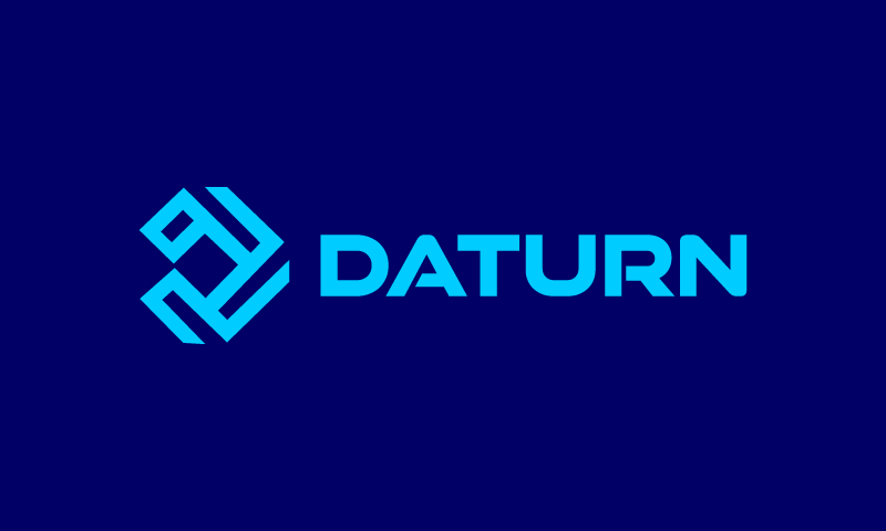 Daturn - Technology startup name for sale