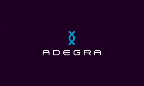 Adegra - Marketing startup name for sale