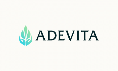 Adevita - Brandable domain name for sale