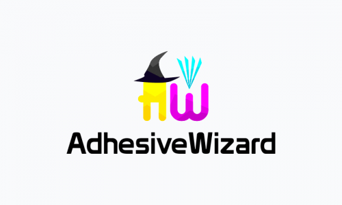 Adhesivewizard - E-commerce domain name for sale