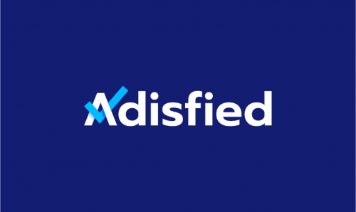 Adisfied - Invented product name for sale