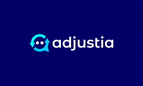 Adjustia - Business domain name for sale
