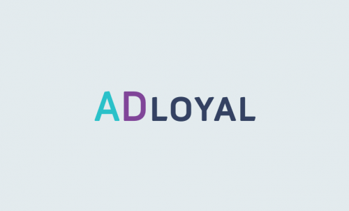 Adloyal - Advertising product name for sale
