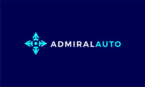 Admiralauto - E-commerce company name for sale