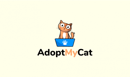 Adoptmycat - Pets domain name for sale