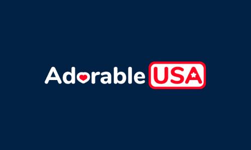 Adorableusa - Pets domain name for sale