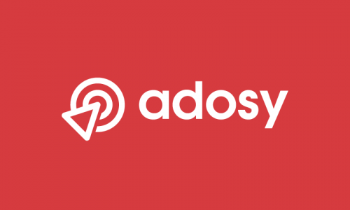 Adosy - Advertising brand name for sale