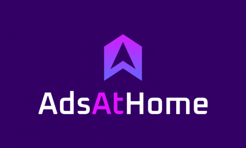 Adsathome - Search marketing domain name for sale
