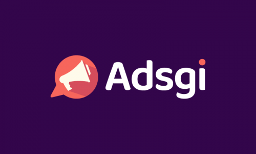 Adsgi - Advertising product name for sale