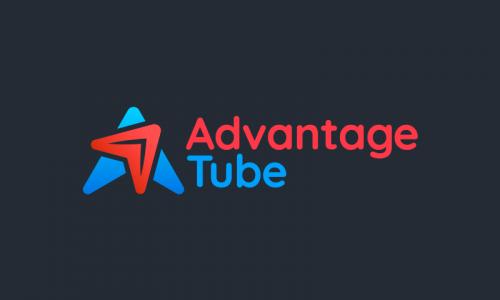 Advantagetube - E-commerce startup name for sale