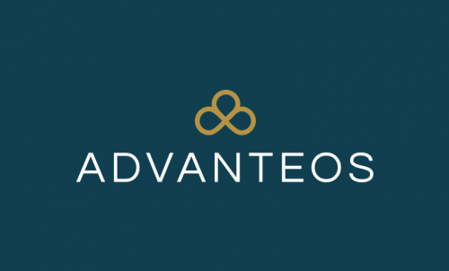 Advanteos - Contemporary business name for sale