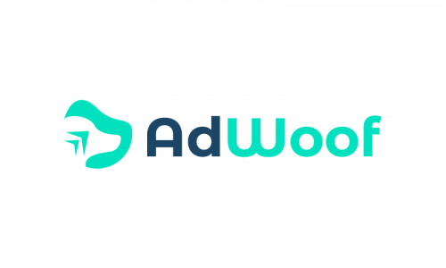 Adwoof - Advertising business name for sale