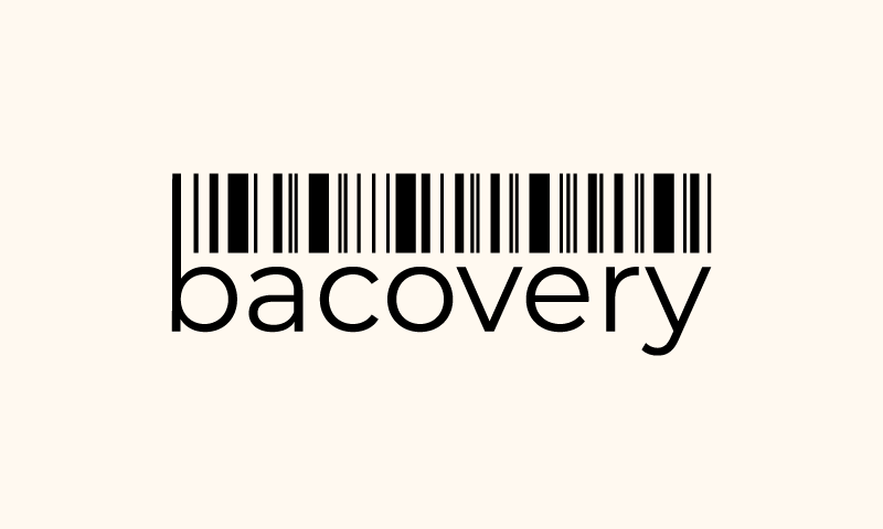 Bacovery - Marketing product name for sale