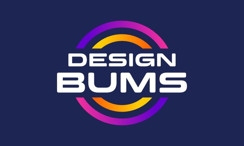 Designbums - Interior design company name for sale