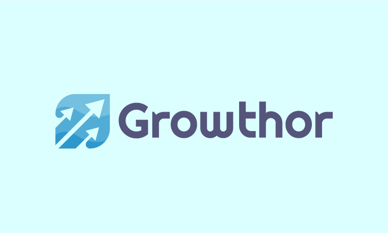 Growthor - Marketing domain name for sale