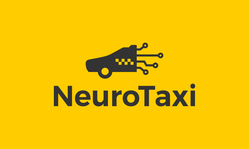 Neurotaxi - Robotics startup name for sale