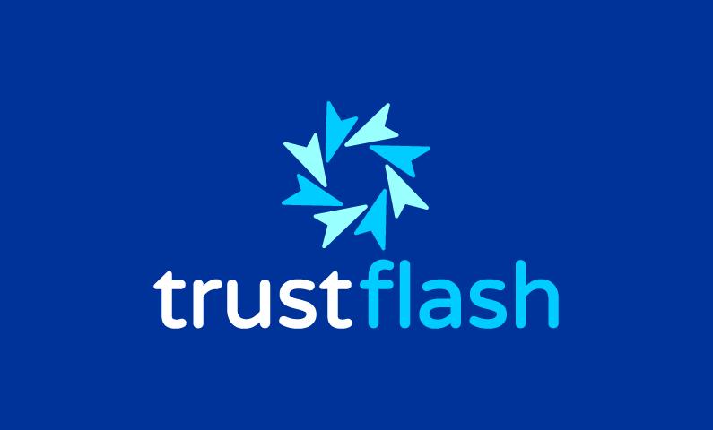 Trustflash logo