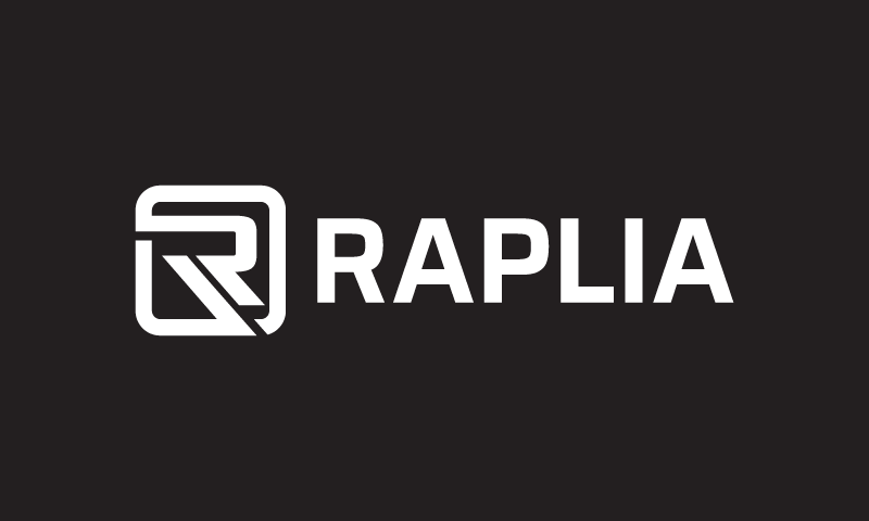 Raplia - Retail company name for sale
